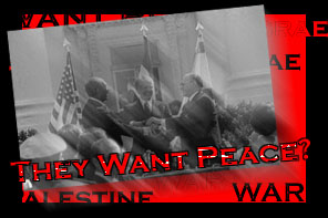 They Want Peace?