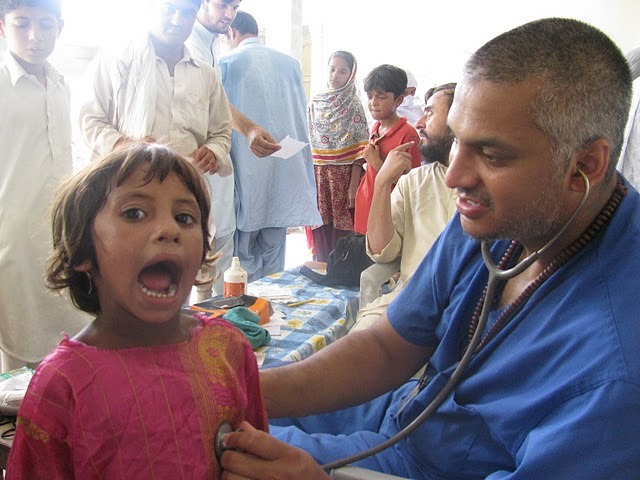 Imana Pakistan Flood relief 166